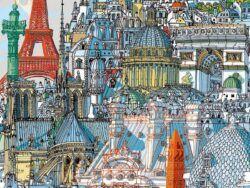 CITY PUZZLE 200 * PARIS