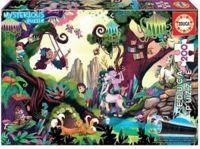 MYSTERIOUS PUZZLE 200 * BOSQUE MAGICO