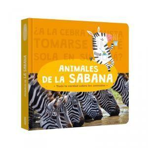 ANIMALES DE LA SABANA. ANIMASCOPIO