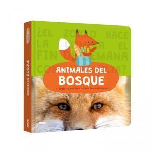 ANIMALES DEL BOSQUE. ANIMASCOPIO