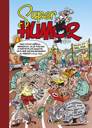 SUPER HUMOR 63 - MORTADELO Y FILEMON (60 ANIVERSAR