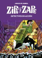 MAGOS DEL HUMOR 16 - ZIPI Y ZAPE - DETECTIVES EN A