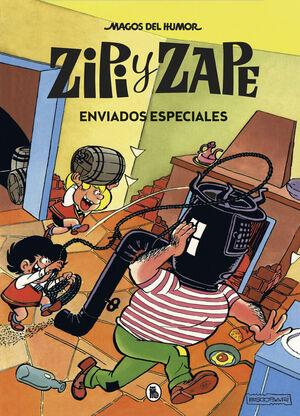 MAGOS DEL HUMOR 23 - ZIPI Y ZAPE - ENVIADOS ESPECI