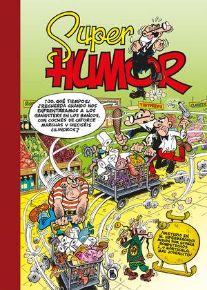 SUPER HUMOR 66 - MORTADELO Y FILEMON - MISTERIO E