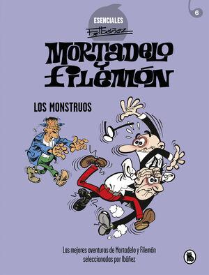 MORTADELO Y FILEMON - LOS MONSTRUOS (ESENCIALES IB