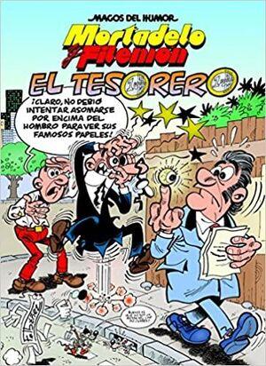 MAGOS HUMOR MORTADELO 167 - EL TESORERO