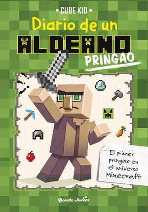 MINECRAFT - DIARIO DE UN ALDEANO PRINGAO