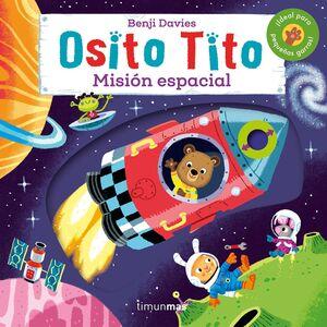 OSITO TITO.MISION ESPACIAL.CUENTO
