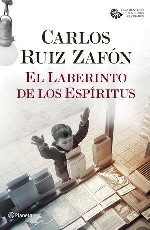 TET-CEMEN4 EL LABERINTO DE LOS ESPIRITUS