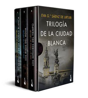 (ESTUCHE) TRILOGIA DE LA CIUDAD BLANCA