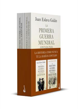 (PACK) GUERRAS MUNDIALES CONTADAS PARA ESCEPTICOS
