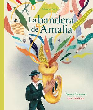 BANDERA DE AMALIA LA