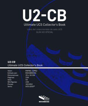 U2-CB ULTIMATE UCS COLLECTOR'S BOOK (LIBRO DEL COL