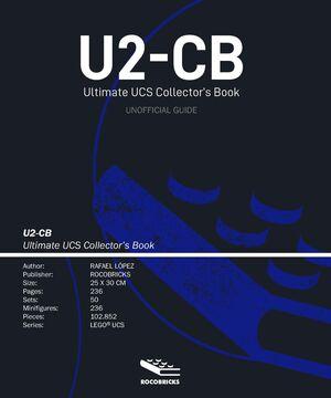 U2-CB ULTIMATE UCS COLLECTOR'S BOOK