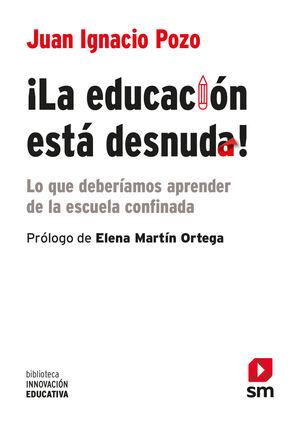 BIE.LA EDUCACION ESTA DESNUDA!