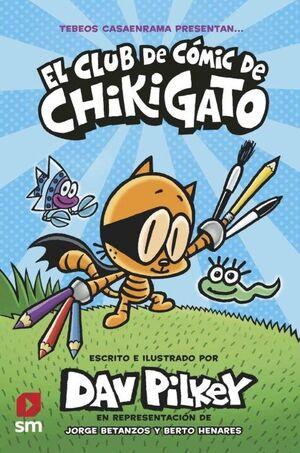 CHI.1 EL CLUB DE COMIC DE CHIKIGATO