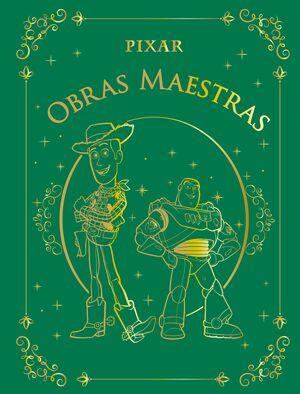 PIXAR OBRAS MAESTRAS