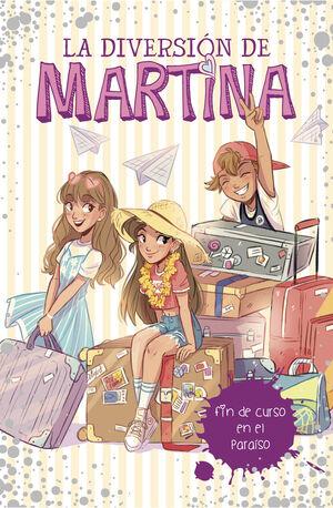 DIVERSION DE MARTINA, LA 4 - FIN DE CURSO EN EL PA