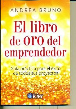 LIBRO DE ORO DEL EMPRENDEDOR