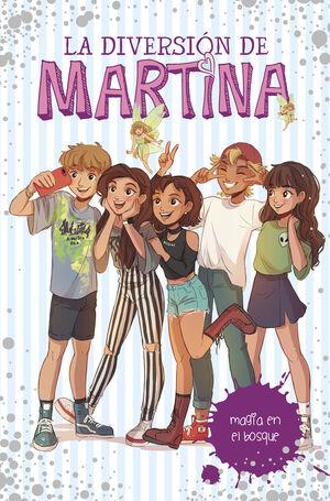 DIVERSION DE MARTINA, LA 6 - MAGIA EN EL BOSQUE