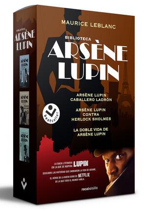 ESTUCHE ARSÈNE LUPIN