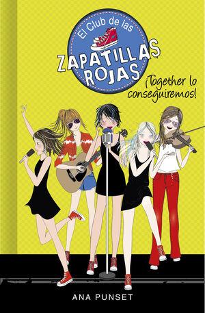 CLUB DE LAS ZAPATILLAS ROJAS 18 - TOGETHER LO CON
