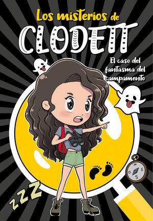 LOS MISTERIOS DE CLODETT 4 - EL CASO DEL FANTASMA