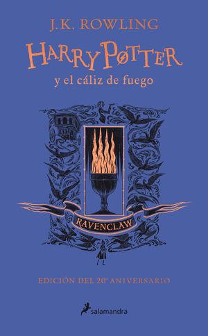 HARRY POTTER Y EL CALIZ DE FUEGO (RAVENCLAW) (ED.