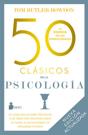 50 CLASICOS DE LA PSICOLOGIA (ED. ACTUALIZADA)