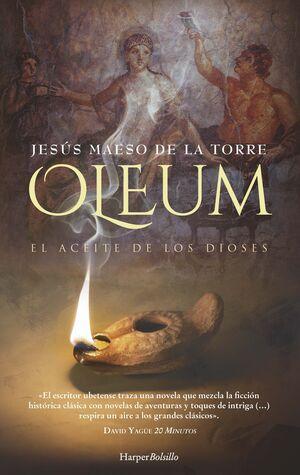 OLEUM EL ACEITE DE LOS DIOSES