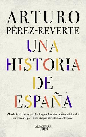 HISTORIA DE ESPA¥A, UNA