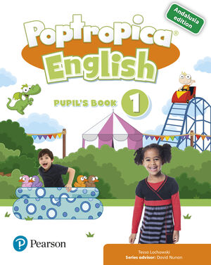 EP 1 - POPTROPICA ENGLISH ISLANDS (AND) (PACK)