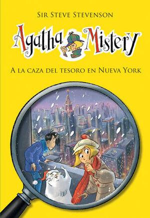 AGATHA MISTERY 14. A LA CAZA DEL TESORO EN NUEVA Y