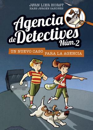 AGENCIA DE DETECTIVES NÚM. 2 - 1. UN NUEVO CASO PA