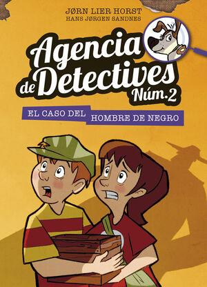 AGENCIA DE DETECTIVES NÚM. 2 - 2. EL CASO DEL HOMB