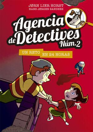AGENCIA DE DETECTIVES NÚM. 2 - 3. UN RETO EN 24 HO