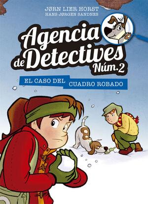 AGENCIA DE DETECTIVES NÚM. 2 - 4. EL CASO DEL CUAD