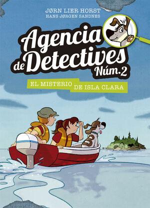 AGENCIA DE DETECTIVES NÚM. 2 - 5. EL MISTERIO DE I