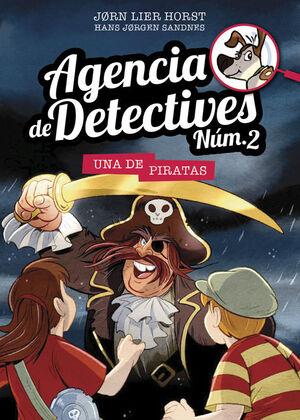 AGENCIA DE DETECTIVES NÚM. 2 - 11. UNA DE PIRATAS