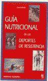 GUIA NUTRICIONAL DE LOS DEPORTES