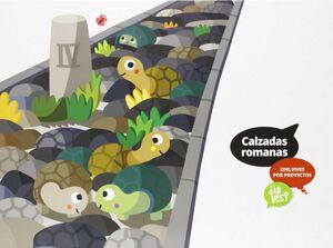 EI - CALZADAS ROMANAS - ¨LO VES? (MAYUSCULA)