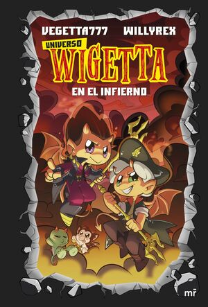 UNIVERSO WIGETTA 1 EN EL INFIERNO