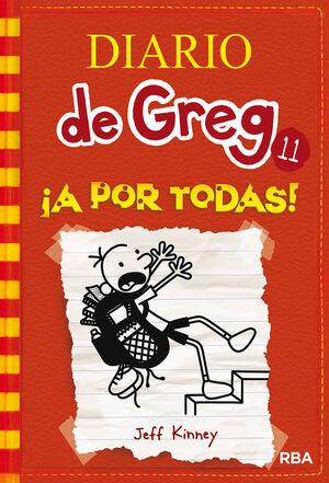 DIARIO DE GREG 11 - A POR TODAS!