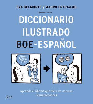 DICCIONARIO ILUSTRADO BOE-ESPA¥OL - APRENDE EL IDI