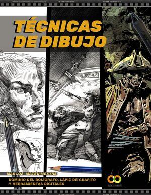 TECNICAS DE DIBUJO - DOMINIO DEL BOLIGRAFO, LAPIZ