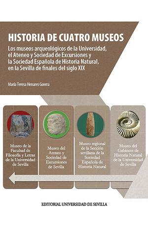 HISTORIA DE CUATRO MUSEOS