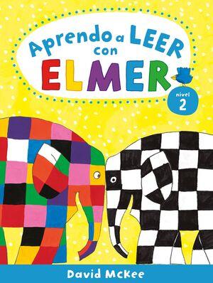 APRENDO A LEER CON ELMER - NIVEL 2