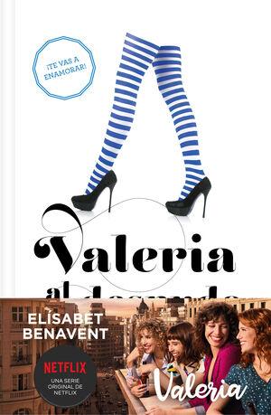 VALERIA AL DESNUDO - VALERIA 4