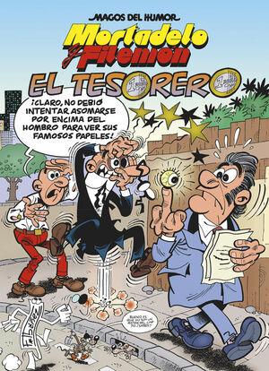 MAGOS DEL HUMOR MORTADELO 167 - EL TESORERO