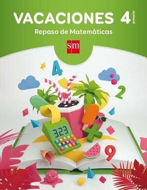 4EP.VACACIONES REPASO DE MATEMATICAS 17